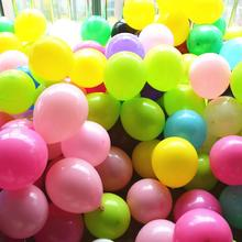 1 包邮2包送气枪厚2.2g仿美亚光气球 创意婚礼结婚气球