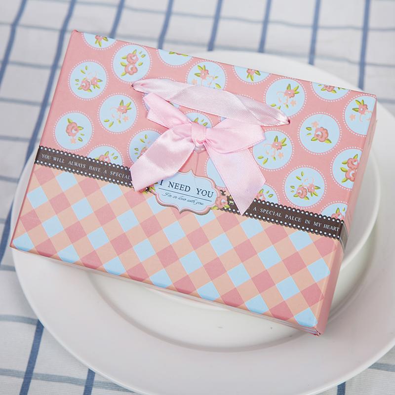 结婚生日礼包成品十岁伴手礼回礼小礼品抽屉礼盒