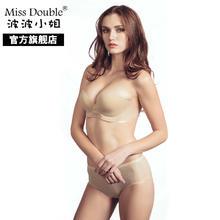 【品牌授权】婚礼纪官方首发台湾波波小姐充气隐形文胸