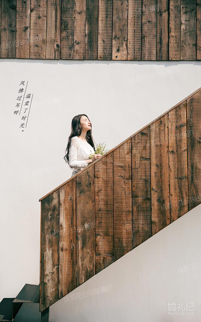 【花田印象】---文艺清新-8服8造 -底片全送