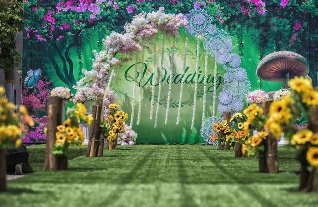农村婚礼diy攻略 手把手教你布置省钱又洋气的婚礼图片