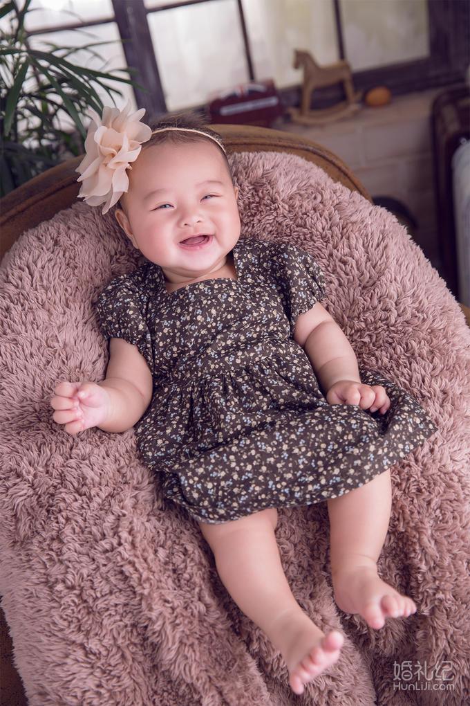 【品婚纱摄影】宝宝照,儿童样片