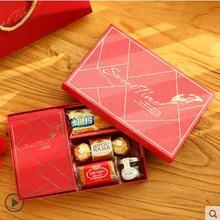 囍缘中国风结婚伴手礼伴娘小礼物喜糖礼盒成品含糖中式礼盒回礼