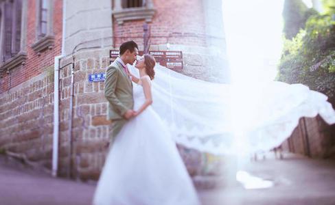 鼓浪屿婚纱照