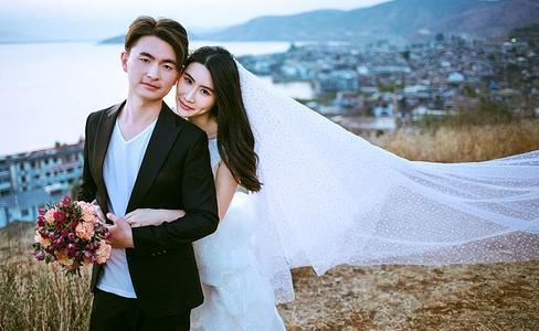 婚纱照丽江