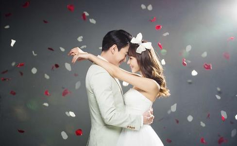 北京朝阳婚纱照