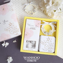 欧式喜糖盒婚礼定制创意伴手礼高档生日闺蜜结婚用品礼盒回礼套装