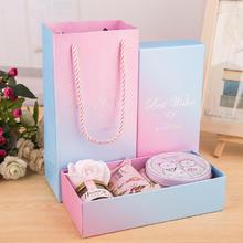 个性定制 喜糖盒装成品含糖结婚用品回礼订婚礼盒欧式创意伴手礼