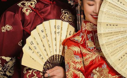 新中式婚礼布置