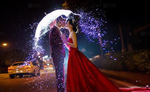 婚礼布置创意浪漫布置
