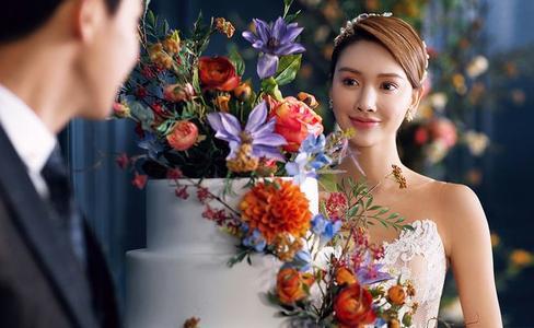 最漂亮的新娘礼服