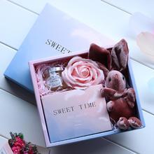 臻忆美 创意婚礼喜糖礼盒成品含糖个性伴娘小礼物伴手礼结婚回礼