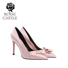rose castle32小码33新娘鞋40大码41婚宴鞋