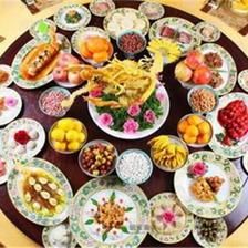 温州婚宴菜单大全