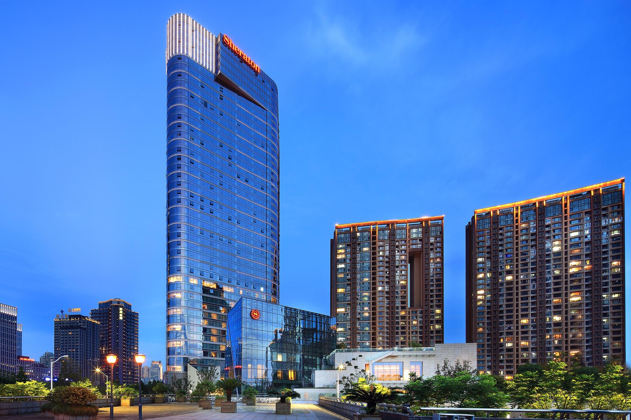 杭州滨江银泰喜来登大酒店