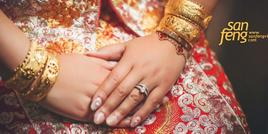 #我的大闪闪#婚礼仪式感怎能少了婚戒,还不来晒一晒?