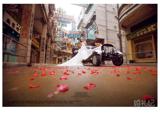 真爱一生3999元珠海巴黎春天婚纱摄影