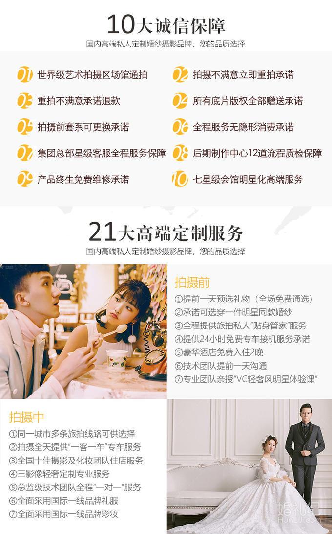 【周年盛典】机票补贴+酒店接机+微影像+万元礼包