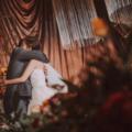 仪式感100分の美炸婚礼,老公暖心告白我哭惨了