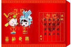 结婚红包祝福语怎么写