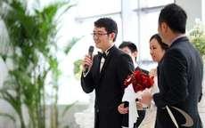 结婚介绍人婚礼讲话