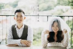 祝福新人结婚的话自然