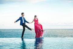 杭州拍一套婚纱照多少钱
