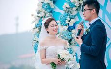 结婚当天新郎对新娘说的话