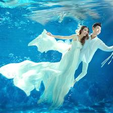 水下婚纱摄影哪家好 2020擅长水下婚纱摄影排行榜