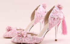 十二星座的婚纱鞋子