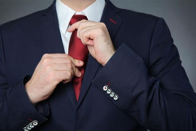 结婚领带颜色_结婚领带什么颜色合适【婚礼纪】