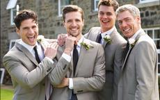 结婚带领带还是领结 有什么讲究?