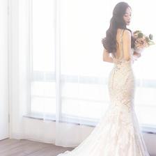 出门纱和主婚纱的区别