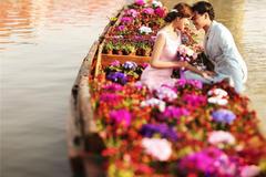 泰国拍婚纱照地点推荐