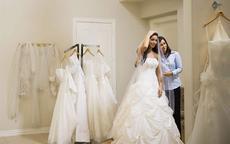 试婚纱需要准备什么