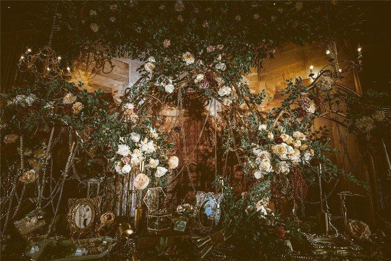 大气复古庄园婚礼【圣殿】