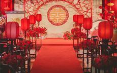 中式婚礼唯美句子 中式唯美祝福语大全