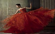 结婚可以穿红色婚纱吗寓意什么