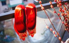 婚鞋一定要红色吗