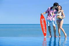 在海边拍婚纱照   如何拍好海边婚纱照