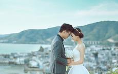 婚纱摄影旅游拍婚纱照