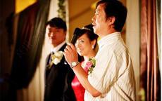婚礼上男方父亲讲话稿