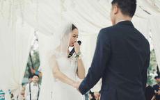 婚礼新娘的简短表白深情浪漫