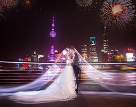 上海哪家婚纱摄影拍摄的婚纱照最美