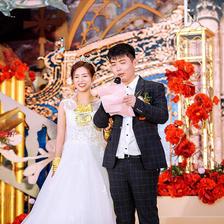 伴娘给新娘的祝福语高雅