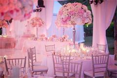 婚礼粉色主题布置指南
