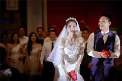 现在办一场婚礼大概需要多少钱?