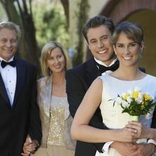 婚礼上父母穿什么衣服