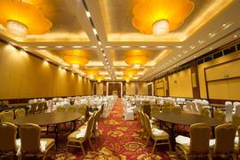 A座18楼宴会厅