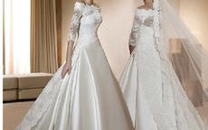 冬天结婚婚纱怎么穿